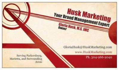 husk marketing ad